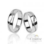 Snubní prsteny SP083