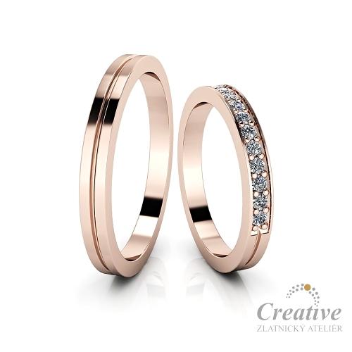 Snubni Prsteny Sp081