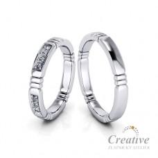 snubní prsteny SP067
