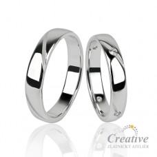 Snubní prsteny SP075