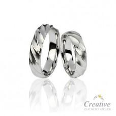 Snubní prsteny Vlny