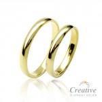 Snubní prsteny SP042