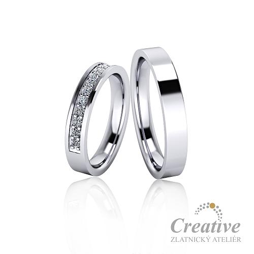 Snubni Prsteny Sp055