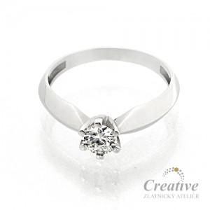 Zásnubní prsten ZSP040