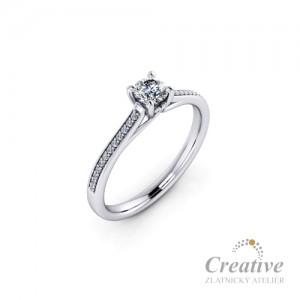 Zásnubní prsten ZSP149