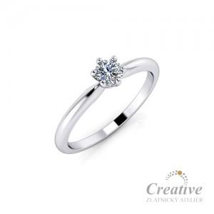 Zásnubní prsten ZSP151