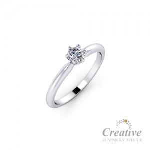 Zásnubní prsten ZSP118