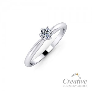 Zásnubní prsten ZSP119