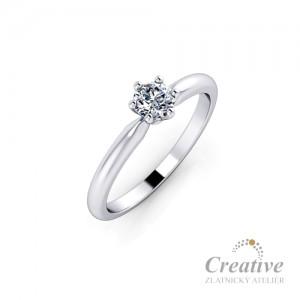 Zásnubní prsten ZSP146